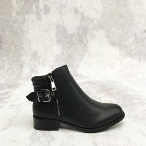 zipper-buckle-boots