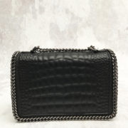 chain bag black